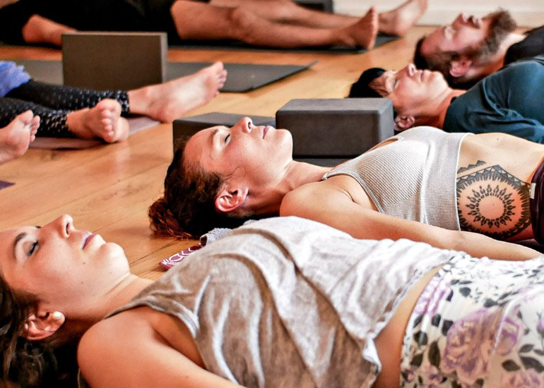 Beginners Yoga at Ashtanga Yoga Luxembourg